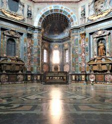 Firenze, dopo vent'anni finiscono tutti i restauri alla Cappella dei Principi
