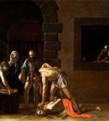 """Il capolavoro di Caravaggio a Malta: la """"Decollazione di san Giovanni Battista"""""""