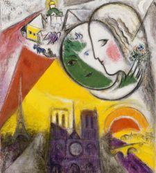 A Rovigo una grande monografica riflette sulla tradizione popolare russa nelle opere di Chagall