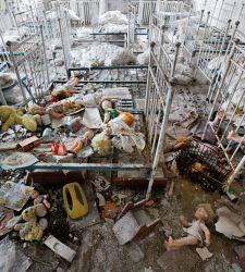 Chernobyl: le fotografie che testimoniano la catastrofe in mostra a Bologna