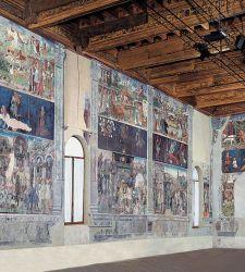 Ferrara, dopo otto anni Palazzo Schifanoia pronto per la riapertura totale. Di nuovo visibile lo splendido Salone dei Mesi