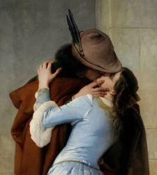 L'amore secondo Francesco Hayez. Da quello romantico a quello segreto, cinque opere del grande pittore