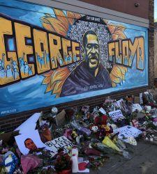 L'omaggio della street art a George Floyd. Murales nel mondo ricordano l'uomo ucciso durante fermo di polizia