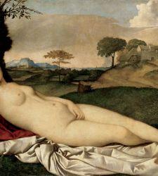 Ninfe e Veneri nel primo Cinquecento veneto, da Giorgione a Tiziano: l'amore in tutti i suoi significati