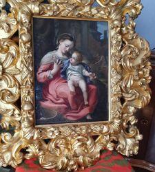 """Di grado in gradulo: Girolamo e il Correggio ricongiunti. La """"nuova"""" Madonna della cesta"""