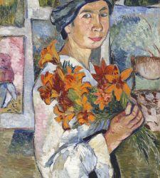 Per la prima volta le opere di Natalia Goncharova arrivano in Finlandia