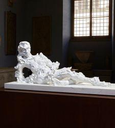 Al Museo Stefano Bardini le sculture tra passato e contemporaneo di Kevin Francis Gray