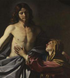 Seducente, forte e soave: l'apparizione di Cristo alla madre del Guercino