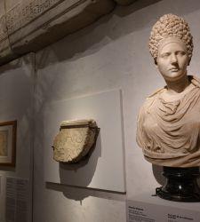 Imperatrici, matrone, liberte: agli Uffizi in mostra le donne della Roma imperiale