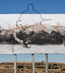 Segovia, l'opera diffusa di Borondo per ricordare i 500 anni dalla rivolta dei Comuneros