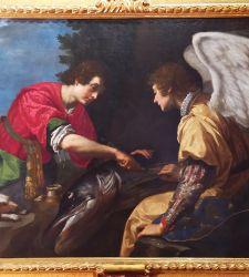 Un capolavoro di seta e damasco: Tobia e l'Angelo di Jacopo Vignali