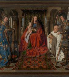 Le opere e i luoghi di Jan van Eyck a Bruges, nel cuore delle Fiandre