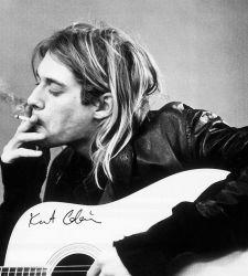 Palazzo Medici Riccardi ripercorre la storia della musica grunge e di Kurt Cobain