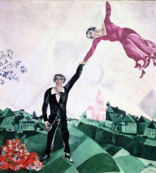 Rovigo, in autunno la grande mostra su Marc Chagall a Palazzo Roverella