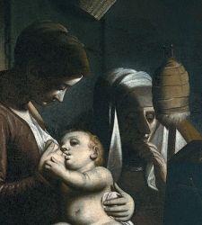 Un'immagine della mente. La Madonna della Candela di Luca Cambiaso, anticipatore di Caravaggio?