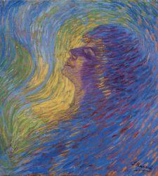Un dipinto da vedere e da annusare: Profumo di Luigi Russolo