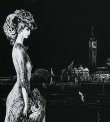Un sogno di maschere: Luisa Casati negli onirici ritratti di Alberto Martini