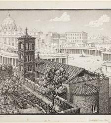 """Otto opere """"romane"""" di Maurits Cornelis Escher (esposte alla mostra di Trieste)"""