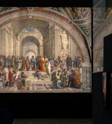 A Urbino la mostra impossibile che riunisce tutti i capolavori di Raffaello. In riproduzioni 1:1