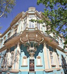 Un piccolo museo gioiello nella lontana Odessa: il Museo d'Arte Occidentale e Orientale