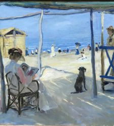 Ad Aosta la mostra sull'impressionismo tedesco, con le opere del Landesmuseum di Hannover