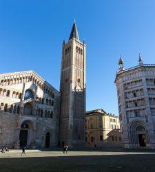 I capolavori di Benedetto Antelami sulla facciata del Battistero di Parma: lo zooforo e i portali