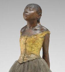 La Ballerina di Degas: la storia di un'opera stroncata e di un sogno infranto