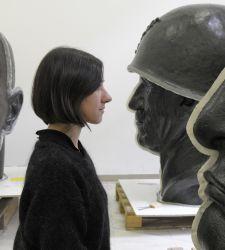 """Rossella Biscotti: """"con la mia arte cerco il confronto tra la memoria individuale e la storia"""""""