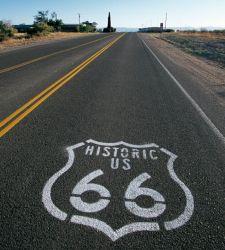 Il mito della Route 66 diventa una mostra. A Colorno oltre 70 scatti di Franco Fontana