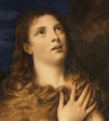 """""""Pria del folle mondo errante, poscia di Cristo amata amante"""": la Maddalena di Tiziano"""