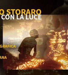 La carriera e le opere del premio Oscar Vittorio Storaro in mostra a Palazzo Merulana