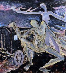 La tragedia dell'Olocausto in tre opere di Voltolino Fontani