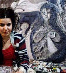 Prorogata fino all'1 marzo 2020 la prima personale italiana di Zehra Doğan