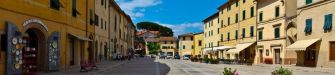 Come in un quadro del Quattrocento: Cetona, il borgo amato da Berenson
