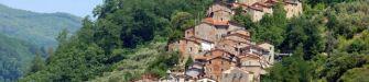 Collodi, l'antico e ripido borgo di Pinocchio