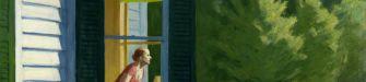 I paesaggi di Edward Hopper: gli immensi spazi dell'America tra malinconia e progresso