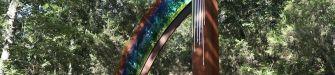 Il Parco Sculture del Chianti, il bosco dove l'arte diviene parte del paesaggio