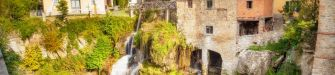 Loro Ciuffenna: nel Valdarno tra colline punteggiate di pievi romaniche