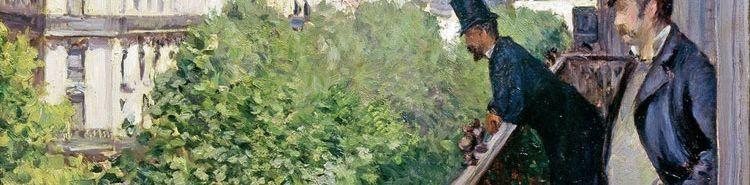 Arte al balcone nell'Ottocento, da Francisco Goya a Umberto Boccioni