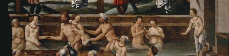 Nella Svizzera del Cinquecento si andava alle terme: ecco com'erano le spa del XVI secolo