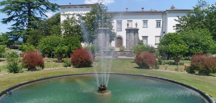 La Magia di Quarrata: la villa medicea dove antico e contemporaneo s'incontrano in un dialogo tra uomo e paesaggio