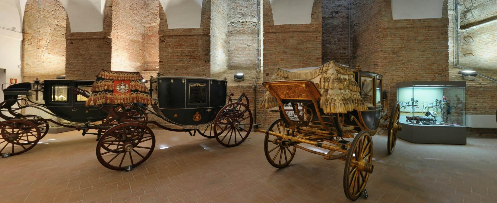 Il Museo delle Carrozze
