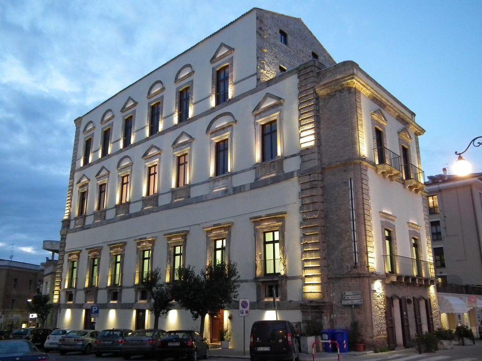 Ortona, Palazzo Farnese. Ph. Istituzione Palazzo Farnese Ortona