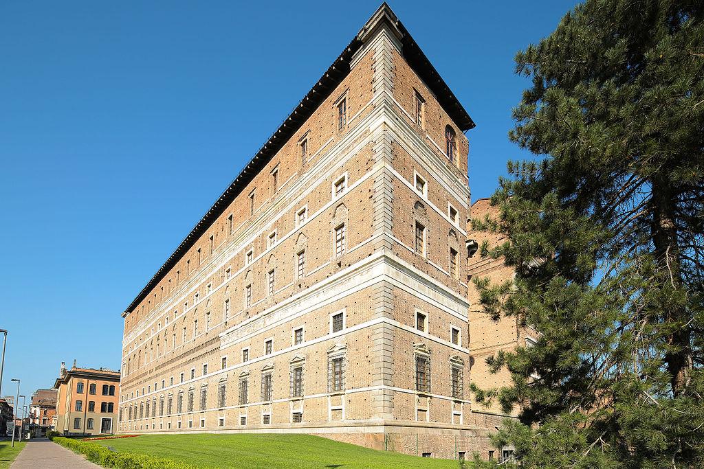 Piacenza, Palazzo Farnese. Ph. Marco Trabacchi