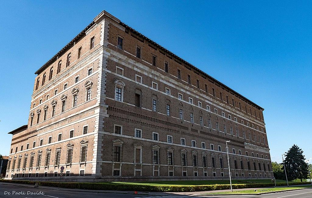 Piacenza, Palazzo Farnese. Ph. Davide De Paoli