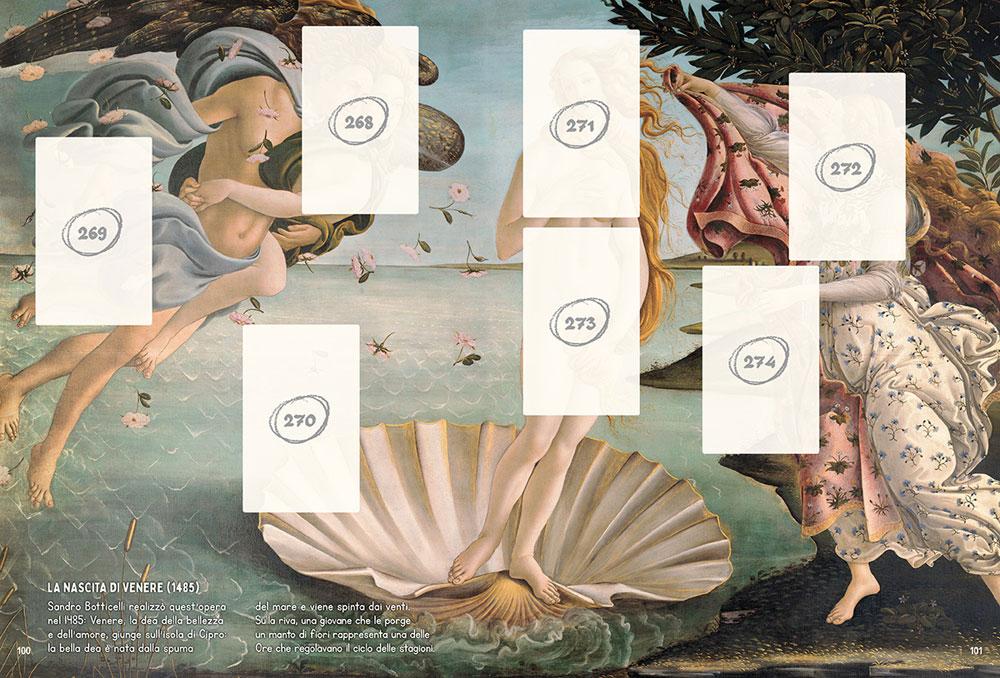 Esce l&#39;album di figurine delle opere d&#39;<b>arte</b> di tutto il mondo