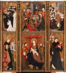 Tra Torino e Susa in mostra il Rinascimento europeo di Antoine de Lonhy