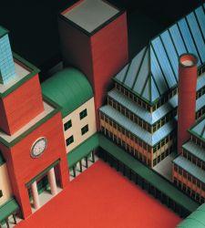 Dopo Gio Ponti, il MAXXI dedica una mostra ad Aldo Rossi, grande architetto