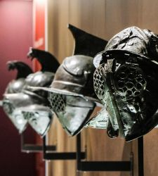 Napoli, al Museo Archeologico Nazionale una grande mostra sui Gladiatori