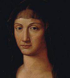 Properzia de' Rossi, prima scultrice della storia d'Europa: storia d'una donna intraprendente